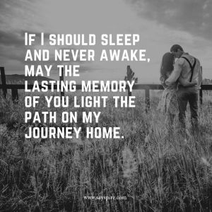 Romantic Love Quotes:  Lasting Impression